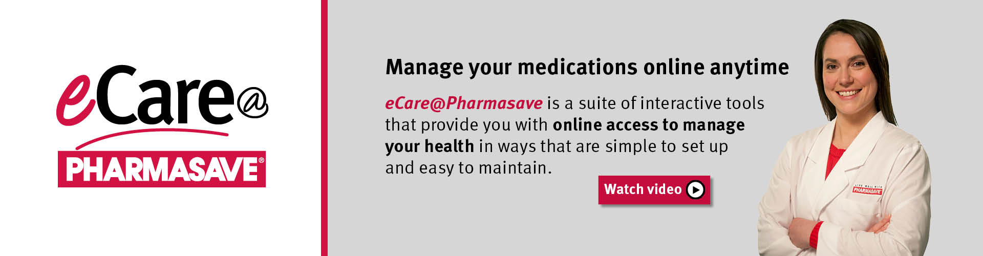 Manage your medication